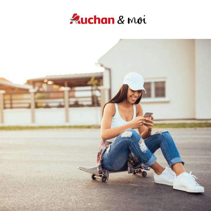 Auchan & Moi
